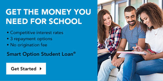 Get Started with Smart Option Student Loan by Sallie Mae®